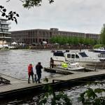 Foto Stadthafen OWV Oldenburg